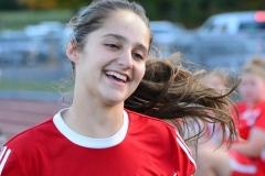 CIAC Girls Soccer; Wolcott vs. Watertown - Photo # 326