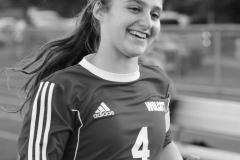 CIAC Girls Soccer; Wolcott vs. Watertown - Photo # 327