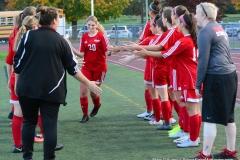 CIAC Girls Soccer; Wolcott vs. Watertown - Photo # 338