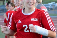 CIAC Girls Soccer; Wolcott vs. Watertown - Photo # 342