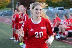 CIAC Girls Soccer; Wolcott vs. Watertown - Photo # 343