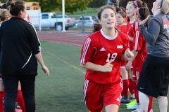 CIAC Girls Soccer; Wolcott vs. Watertown - Photo # 351