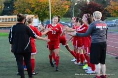 CIAC Girls Soccer; Wolcott vs. Watertown - Photo # 357