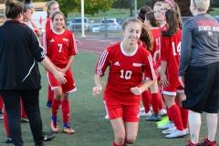 CIAC Girls Soccer; Wolcott vs. Watertown - Photo # 360