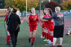 CIAC Girls Soccer; Wolcott vs. Watertown - Photo # 367