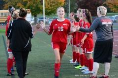 CIAC Girls Soccer; Wolcott vs. Watertown - Photo # 368
