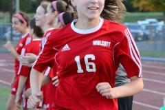 CIAC Girls Soccer; Wolcott vs. Watertown - Photo # 369