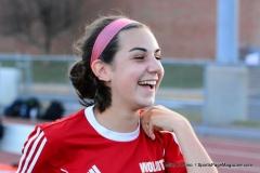 CIAC Girls Soccer; Wolcott vs. Watertown - Photo # 385