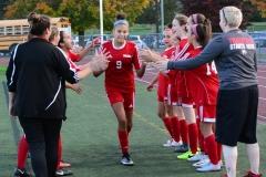 CIAC Girls Soccer; Wolcott vs. Watertown - Photo # 386