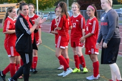 CIAC Girls Soccer; Wolcott vs. Watertown - Photo # 394