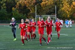 CIAC Girls Soccer; Wolcott vs. Watertown - Photo # 428