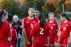CIAC Girls Soccer; Wolcott vs. Watertown - Photo # 432