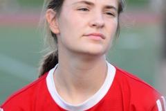 CIAC Girls Soccer; Wolcott vs. Watertown - Photo # 437