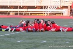 CIAC Girls Soccer; Wolcott vs. Watertown - Photo # 442