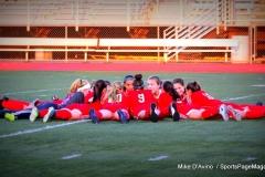 CIAC Girls Soccer; Wolcott vs. Watertown - Photo # 443