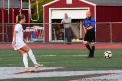 CIAC Girls Soccer; Wolcott vs. Watertown - Photo # 450