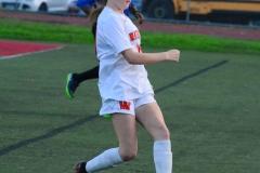 CIAC Girls Soccer; Wolcott vs. Watertown - Photo # 466