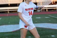 CIAC Girls Soccer; Wolcott vs. Watertown - Photo # 469