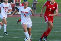 CIAC Girls Soccer; Wolcott vs. Watertown - Photo # 473