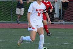 CIAC Girls Soccer; Wolcott vs. Watertown - Photo # 479