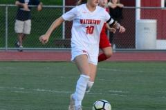 CIAC Girls Soccer; Wolcott vs. Watertown - Photo # 480