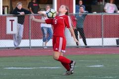 CIAC Girls Soccer; Wolcott vs. Watertown - Photo # 489