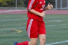 CIAC Girls Soccer; Wolcott vs. Watertown - Photo # 494