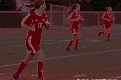 CIAC Girls Soccer; Wolcott vs. Watertown - Photo # 495