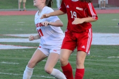 CIAC Girls Soccer; Wolcott vs. Watertown - Photo # 500