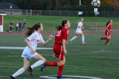 CIAC Girls Soccer; Wolcott vs. Watertown - Photo # 502