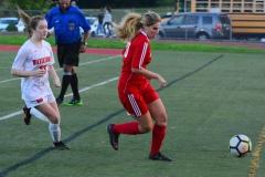 CIAC Girls Soccer; Wolcott vs. Watertown - Photo # 505