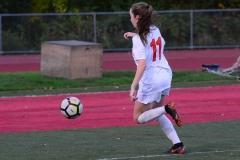CIAC Girls Soccer; Wolcott vs. Watertown - Photo # 513