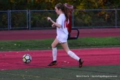 CIAC Girls Soccer; Wolcott vs. Watertown - Photo # 515