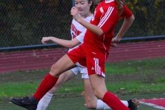 CIAC Girls Soccer; Wolcott vs. Watertown - Photo # 516