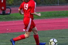 CIAC Girls Soccer; Wolcott vs. Watertown - Photo # 521