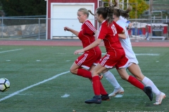 CIAC Girls Soccer; Wolcott vs. Watertown - Photo # 529