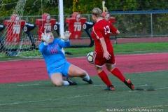 CIAC Girls Soccer; Wolcott vs. Watertown - Photo # 532