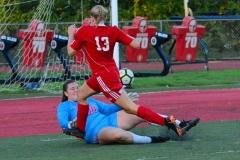 CIAC Girls Soccer; Wolcott vs. Watertown - Photo # 533