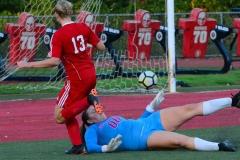 CIAC Girls Soccer; Wolcott vs. Watertown - Photo # 534