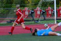 CIAC Girls Soccer; Wolcott vs. Watertown - Photo # 535