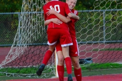 CIAC Girls Soccer; Wolcott vs. Watertown - Photo # 539