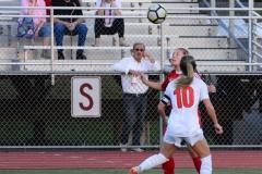 CIAC Girls Soccer; Wolcott vs. Watertown - Photo # 548