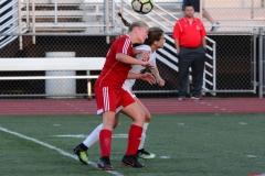 CIAC Girls Soccer; Wolcott vs. Watertown - Photo # 556
