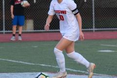 CIAC Girls Soccer; Wolcott vs. Watertown - Photo # 572