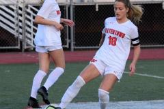 CIAC Girls Soccer; Wolcott vs. Watertown - Photo # 573