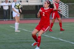 CIAC Girls Soccer; Wolcott vs. Watertown - Photo # 584