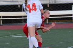 CIAC Girls Soccer; Wolcott vs. Watertown - Photo # 586