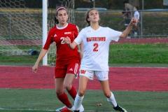 CIAC Girls Soccer; Wolcott vs. Watertown - Photo # 600