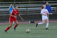 CIAC Girls Soccer; Wolcott vs. Watertown - Photo # 629