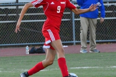 CIAC Girls Soccer; Wolcott vs. Watertown - Photo # 630